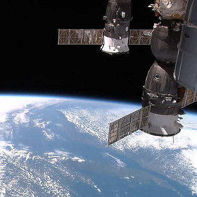 International Space Station Webcam Live Stream HD