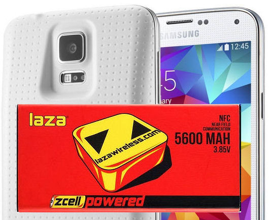 laza zcell battery review