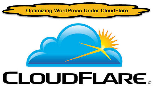 Optimizing WordPress SimplePress running under CloudFlare