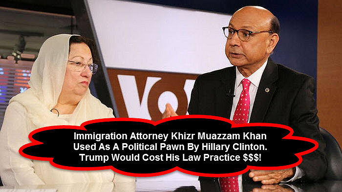 Khizr Muazzam Khan Immigration Attorney