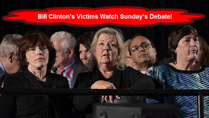 Bill Clinton's Assault Victims