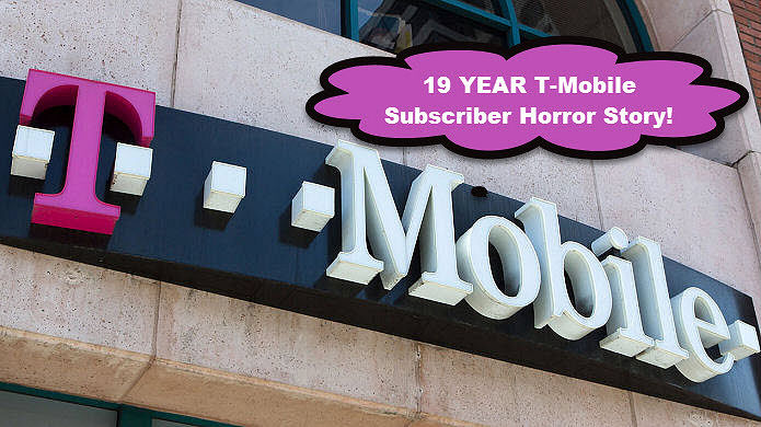 T-Mobile Customer Service Review