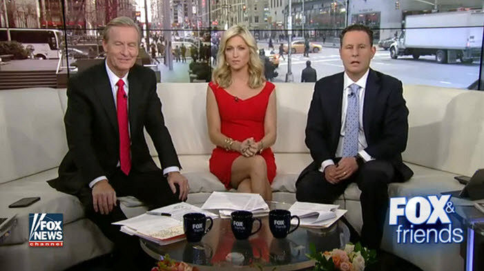 Fox News Fox & Friends Morning TV