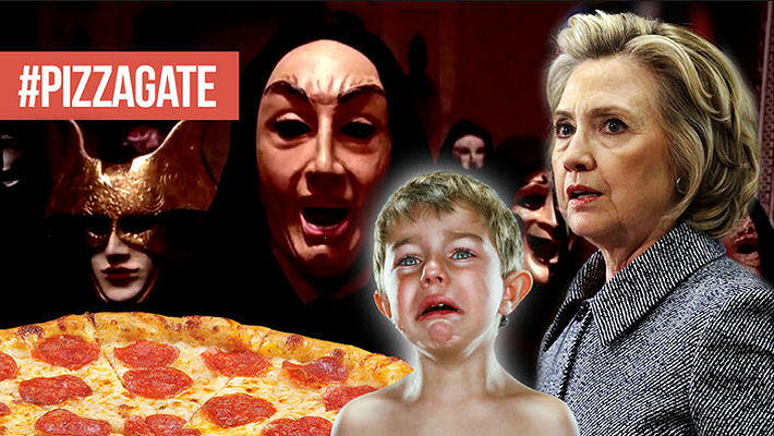 PizzaGate Alive And Well As Real Fake News