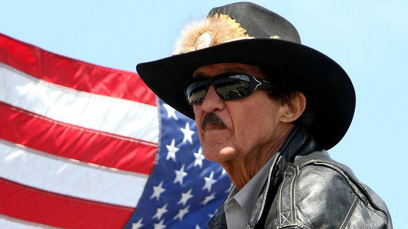 Nascar Richard Petty Agrees With POTUS