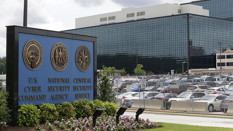 NSA CIA Headquarters