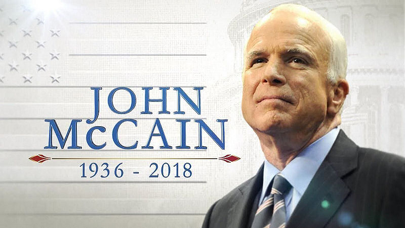John McCain Funeral Too Politicized