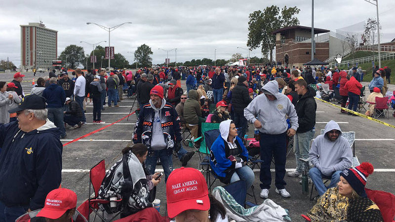 Trump Rally Richmond KY