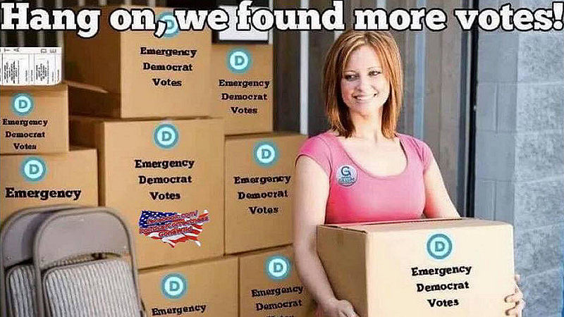 Broward County Extra Democrat Votes