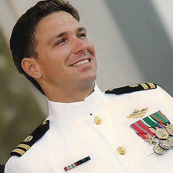 Ron DeSantis JAG Officer