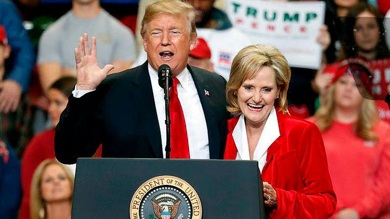 Cindy Hyde-Smith Wins MS