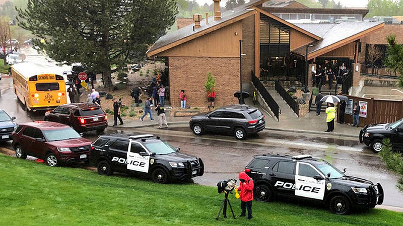 Stem School Shooting Colorado