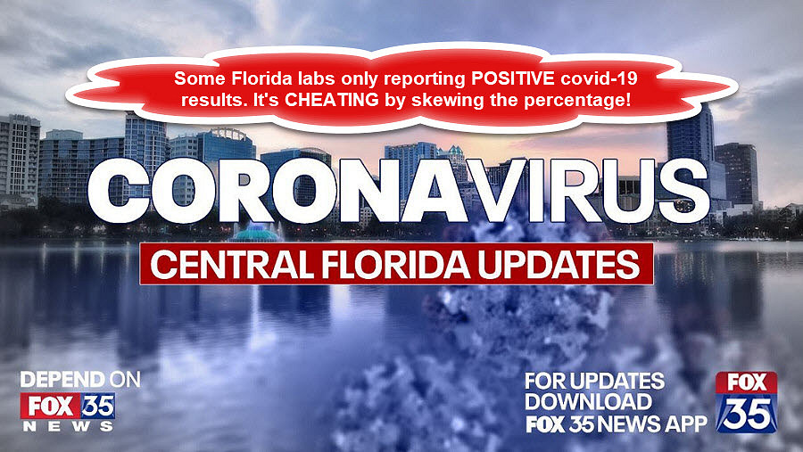 florida covid19 test results