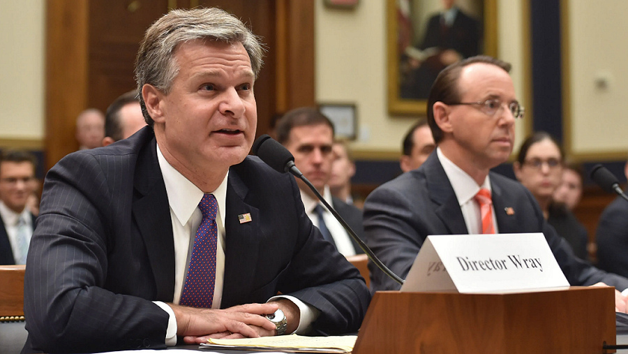 christopher wray fbi director